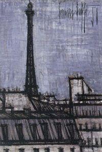 Toits de Paris by Bernard Buffet
