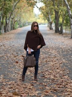 Ildiko Pop is today's LOOK Of The Day - we're loving the cape! Show us your street style here.   http://www.look.co.uk/look-what-im-wearing-street-style-fashion/ildiko-pop/2013-10-15-0420/cape