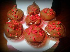 Hi Hat cupcakes