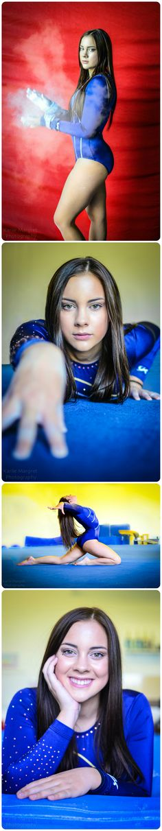 Gymnastics Senior Pictures // Alyssa