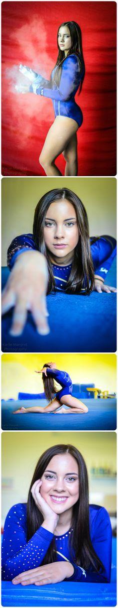 Gymnastics Senior Pictures // Alyssa