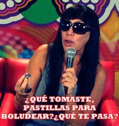 22 frases de la lengua karateka de Moria Casán Tv Quotes, Movie Tv, Mens Sunglasses, Lol, Funny, Internet, Stickers, Memes En Espanol, Funny Photos