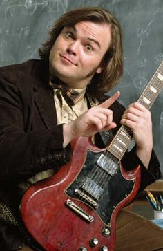 Jack Black, always fun