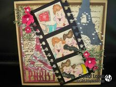 Picture Perfect card by @Crystal Lopez