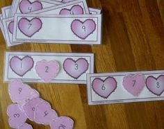 From The Hive: preschool valentines day activities