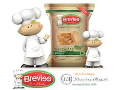 Breviss: recreación en 3D de mascota corporativa. Tostadas, Jm Productions, 3d, Studio, Pets, Studios