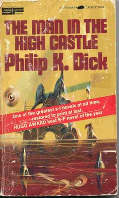 Philip k dick book covers Novels To Read, Best Novels, K Dick, Richard Powers, Science Fiction Books, Fiction Novels, High Castle, Word Nerd, Book Tv