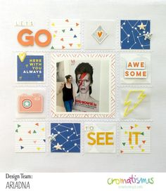 Layout lets go to seeit by Ari | Cromatismes