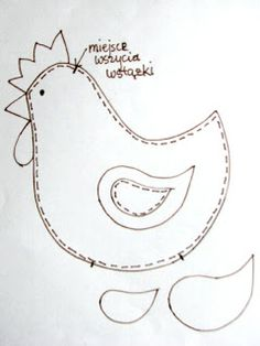 Hen and eggs crafting supplies, fretwork – Spring crafts – hen with eggs, easter DIY, wood easter chicken decor, easter crafts for teens … - Felt Patterns, Applique Patterns, Sewing Patterns, Felt Crafts, Easter Crafts, Fabric Crafts, Chicken Crafts, Chicken Art, Sewing Toys