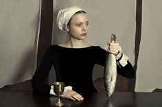 Romina Ressia,  The Fish,  2015 Courtesy of Arcadia Contemporary New York, NY
