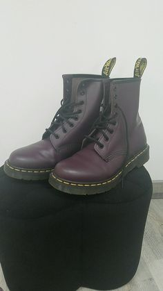Doc Martens violette