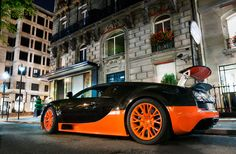 Bugatti Veyron SuperSports WRE