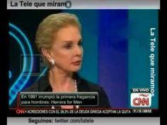 Carolina Herrera en Cala
