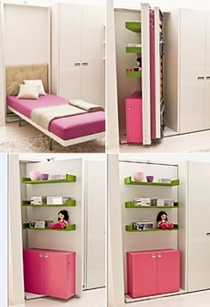 LGS Single Wall Beds