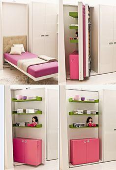 LGS Single Wall Beds