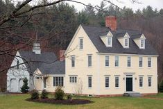 Classic Colonial Home