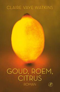 Goud roem citrus. Aangeraden in de Linda.
