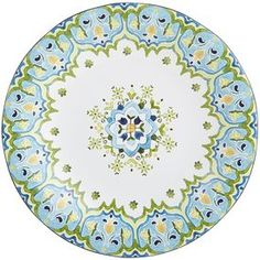 Celeste Dinnerware- Thinking spring and adore these colors!