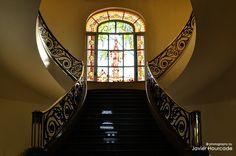Fotografía Escaleras por Javier Hourcade en 500px