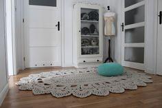 Kobieta po czterdziestce: A, może taki dywan się Wam spodoba?