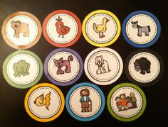 Brown Bear - I don't ever buy printouts... but at $1 this is a complete program for teaching color, numbers, sequencing and animals.