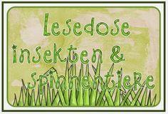 """Endlich Pause?!: Lesekiste """"Insekten & Spinnentiere"""""""