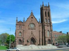 St Peter's Catholic Church Archdiocese of Hartford, CT. USA