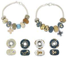 BeCharmed Pavé Swarovski 81933 et 81922. Craquez pour ces rondelles composées de cabochons Swarovski. A choisissez vos Becharmed et à vous le bracelet chic ! A partir de 12,55€ ici >>> http://www.perlesandco.com/BeCharmed_81933_BeCharmed_Pave-c-24_997_2448_3148.html et là >>> http://www.perlesandco.com/BeCharmed_81922_BeCharmed_Pave-c-24_997_2448_3147.html
