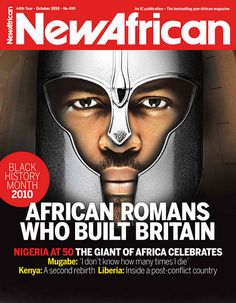 New African October 2010 Edition | Flickr - Photo Sharing!