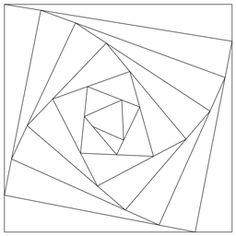 straight line lines designs simple challenge