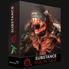 Allegorithmic Substance Painter 1.3.5.734 Win64 | GFXDomain Blog