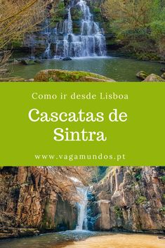 Cascata do Mour& (An& e Cascata de Ferven& (Bajouca) Sintra Portugal, Visit Portugal, Spain And Portugal, Portuguese Culture, Le Palais, What A Wonderful World, Trekking, Spain Travel, Wonders Of The World