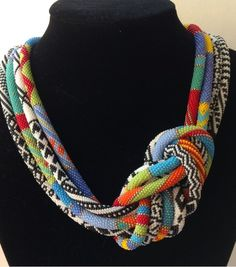 Beadwork by Yvonne Kuriata featured in Bead-Patterns.com Newsletter!