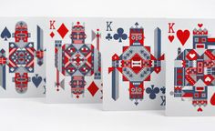 ROBOCYCLE PLAYING CARDS || NationalTraveller.com