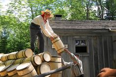 New Ross Farm is a great living museum farm from the Live re-enactments Life Is Like, What Is Life About, Valley Park, Heritage Museum, State Of Michigan, Nova Scotia, Farm Life, Places To Travel, In The Heights