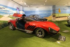 "Maranello Ferrari Museum - ""Discovering Ferrari and Pavarotti Land"" by @dtravelsround"
