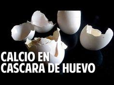 Usar cascara de huevo como fertilizante - Aporte de calcio al suelo