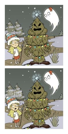 Don't Starve Christmas | Tumblr