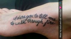 .@Shinedown Tattoo submitted by @phoenix_3008