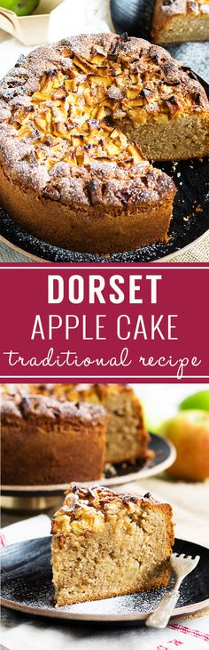 Dorset Apple Cake -