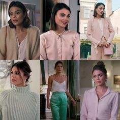Cristal's outfits from episode 6 #Dynasty #CristalFlores
