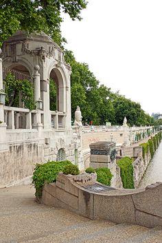 Stadtpark - Vienna, Austria