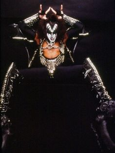 Gene Simmons   KISS                                                                                                                                                      More