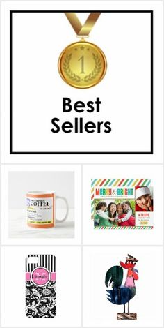 The Bestselling Products on Zazzle
