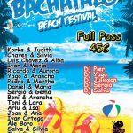 BACHATAZO Beach Festival (Evento oficial)  Los días 25-26-27-28 de Agosto de 2016 todos incluídos (4 noches de fiesta) se celebra la 1ª edición del BACHATAZO Beach Festival en Cullera en la provincia de Valencia. Es un evento hermano del Cullera Salsa Festival que se celebra en el mismo hotel una semana antes pero este más enfocado a la BACHATA!! Pero []  Mehr Salsa Bachata Kizomba Informationen auf salsastisch.de.