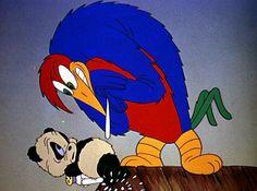 Andy Panda & Woody Woodpecker