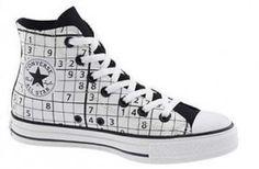 Converse Chuck Taylor Hi (blackwhitebrown) size 13141516 Trainers