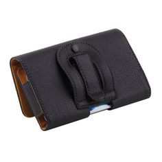 Belt Holster 1pcs Clip Leather Protective Case Cover for Samsung Galaxy S4 S3 Newest Drop Shipping Wholesale