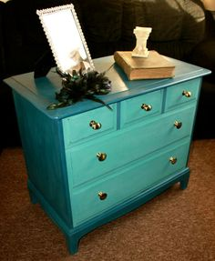 Annie Sloan Chest of Drawers