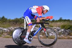 Tom Dumoulin claimed his second stage at this year's Tour de France, delivering a convincing performance in Friday's 37.5km time trial.